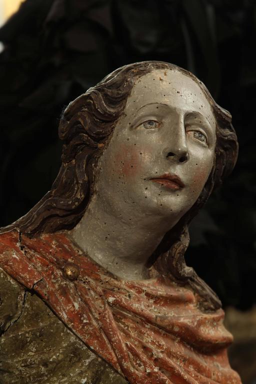 18th Century Italian Saint For Sale 1