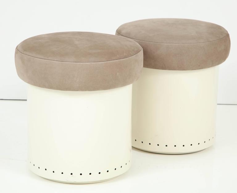 French Cylinder Stools 2