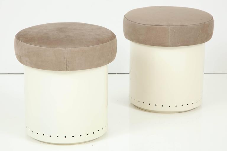 French Cylinder Stools 5