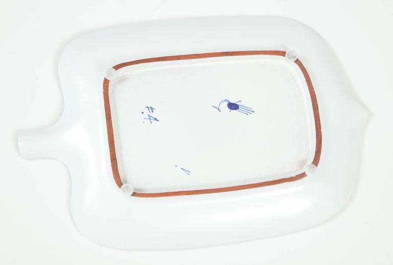 Ceramic Bowl by Stig Lindberg, Sweden, C 1950 7