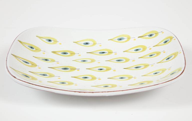 Ceramic Bowl by Stig Lindberg, Sweden, C 1950 3