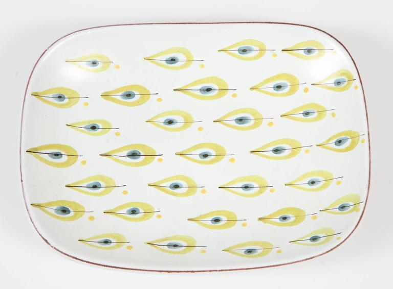 Ceramic Bowl by Stig Lindberg, Sweden, C 1950 5