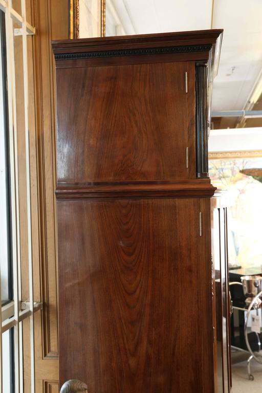 Hungarian Credenza or Bookcase in Palisander Wood from Art Deco period For Sale 7