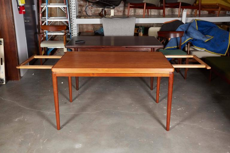 Danish Teak Dining Table by Johannes Anderson 5