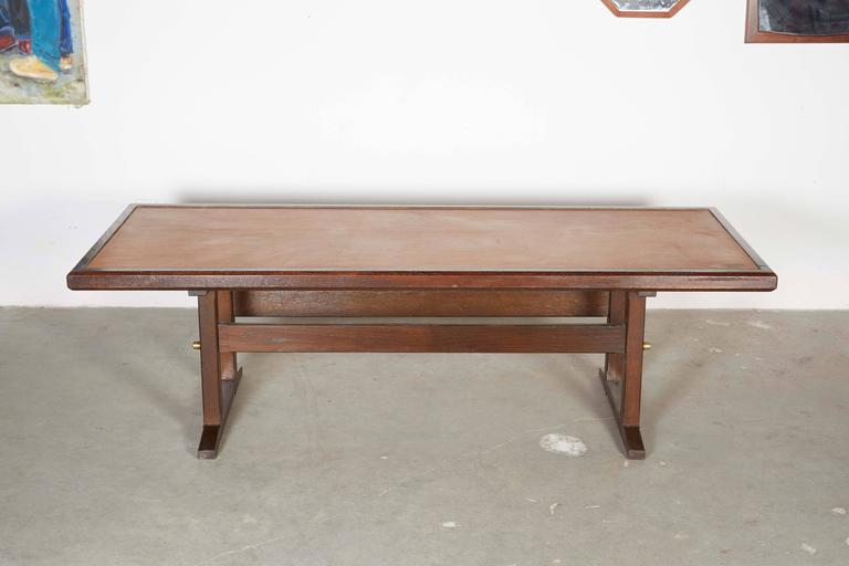 Mid Century Coffee Table by Jens Quistegaard 2