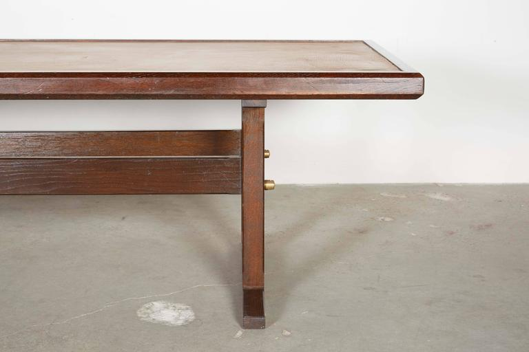 Mid Century Coffee Table by Jens Quistegaard 3