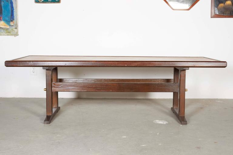 Mid Century Coffee Table by Jens Quistegaard 4