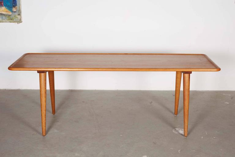Danish Coffee Table by Hans Wegner 2