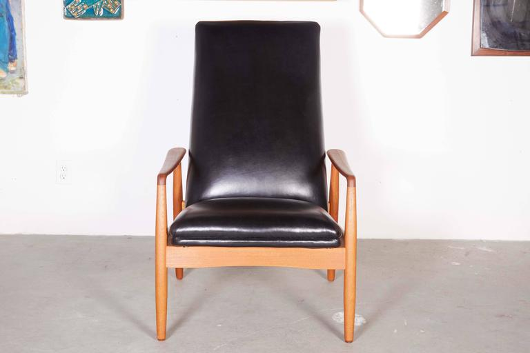 Mid Century Recliner Chair by Soren Ladefoged 2