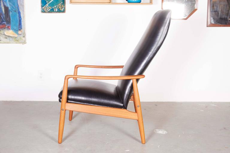Mid Century Recliner Chair by Soren Ladefoged 3