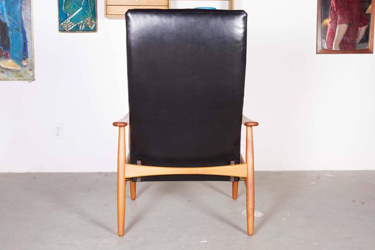 Mid Century Recliner Chair by Soren Ladefoged 7