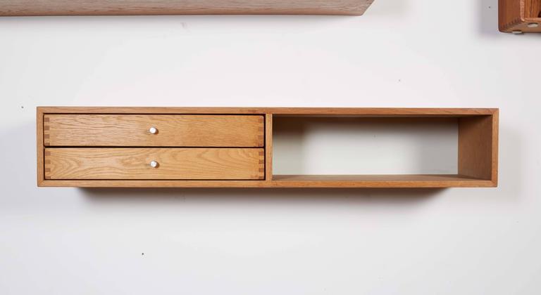 Floating Wall Shelf by Kai Kristiansen 3