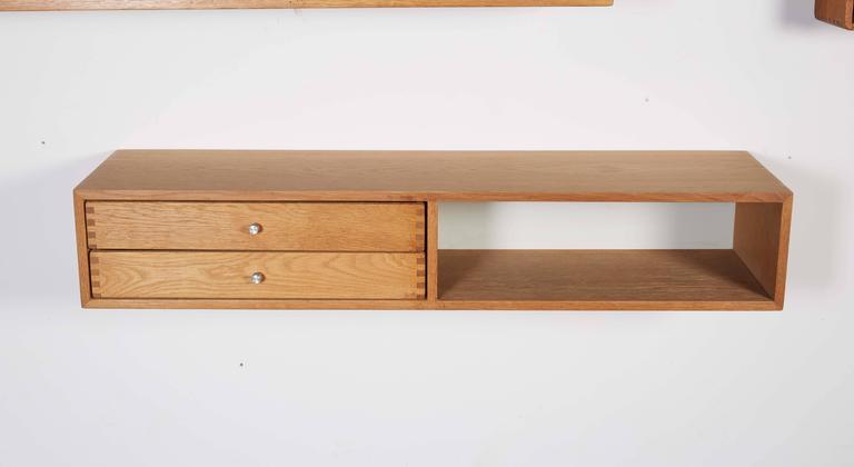 Floating Wall Shelf by Kai Kristiansen 4