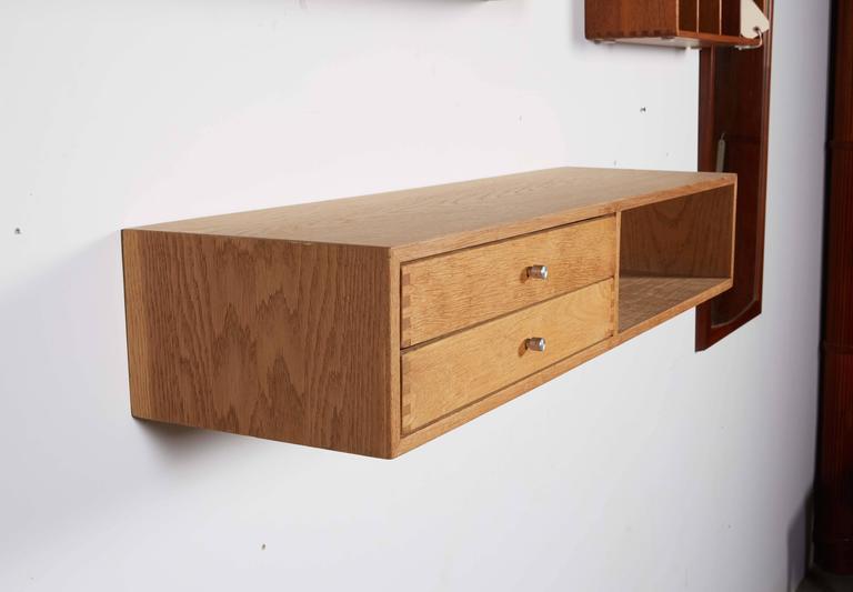 Floating Wall Shelf by Kai Kristiansen 7