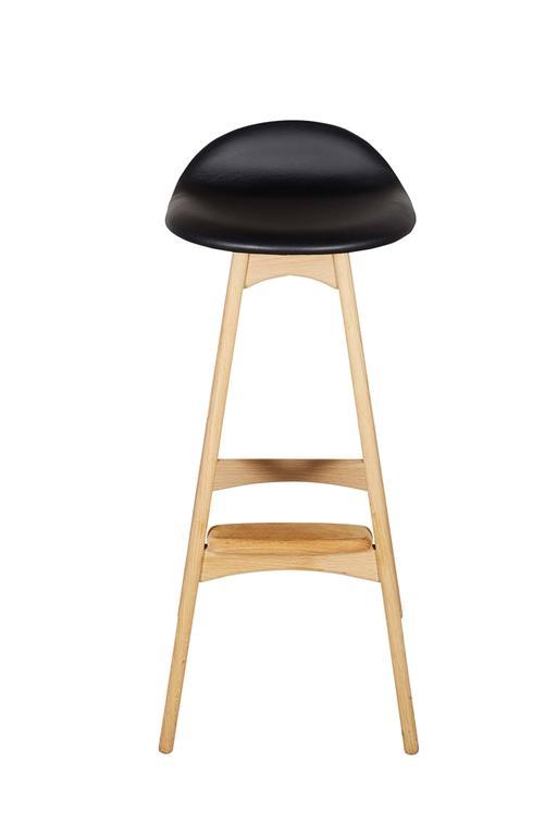 Erik Buch Bar Stool in Oak - 6 Available 6