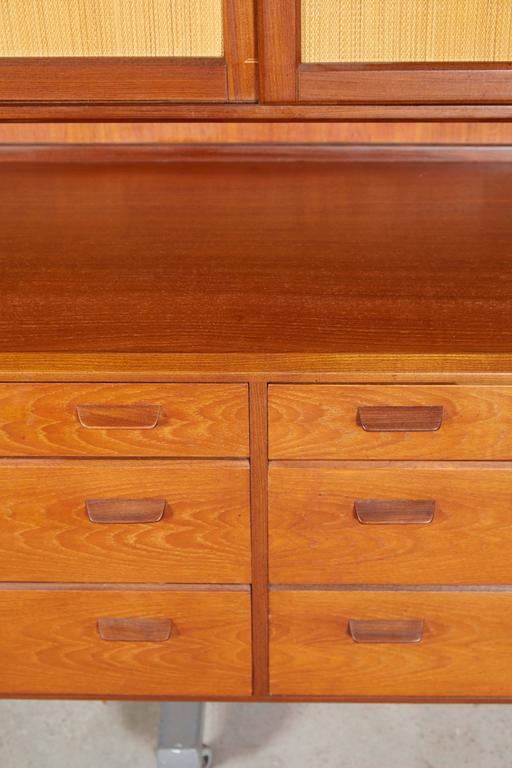 Mid Century Danish Sideboard by Poul Volther 8