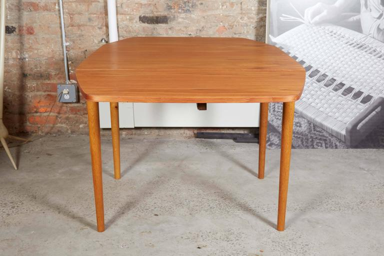 Drop Leaf Dining Table 2