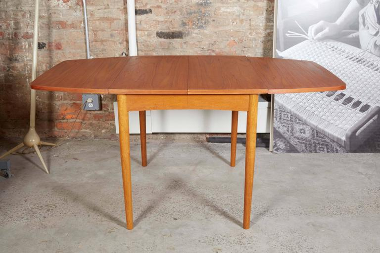 Drop Leaf Dining Table 4