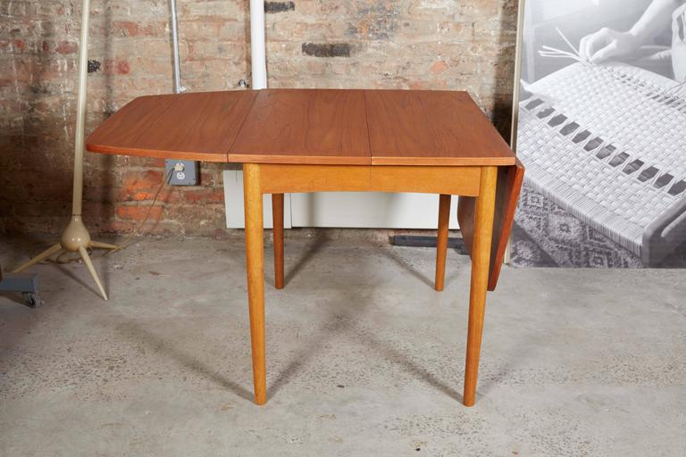 Drop Leaf Dining Table 5