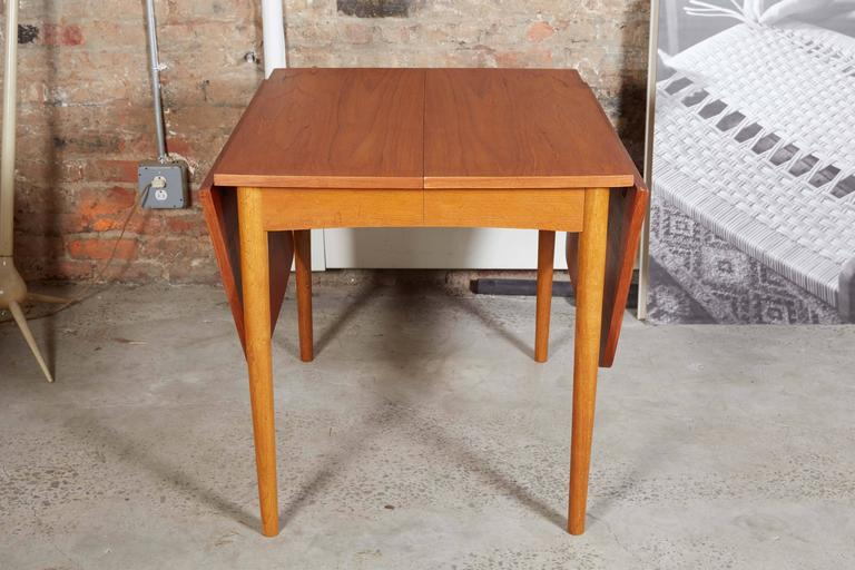 Drop Leaf Dining Table 6