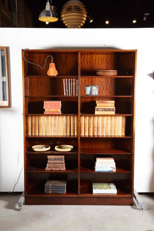 Danish Bookcase by Poul Hundevad 2