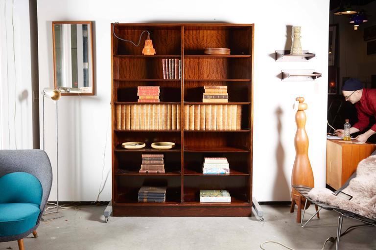 Danish Bookcase by Poul Hundevad 3