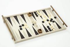 Shagreen Backgammon Board