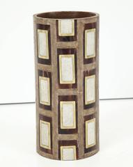 Shagreen Vase