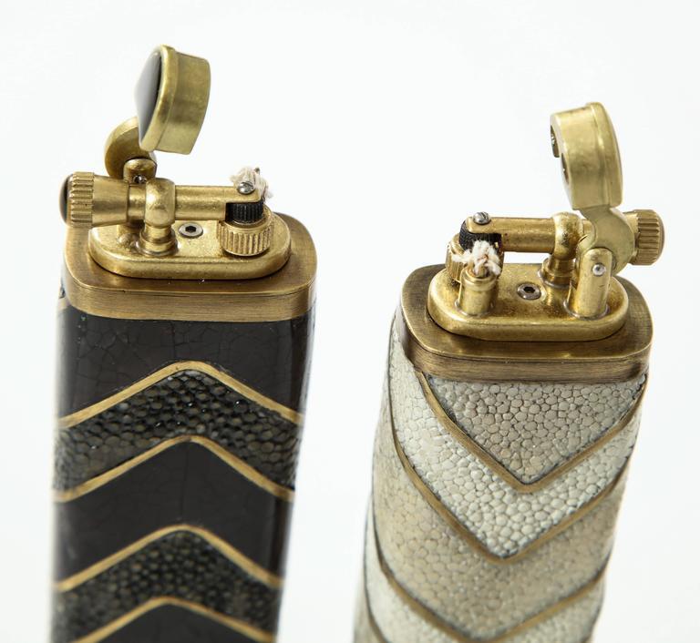 Shagreen Lighters 9