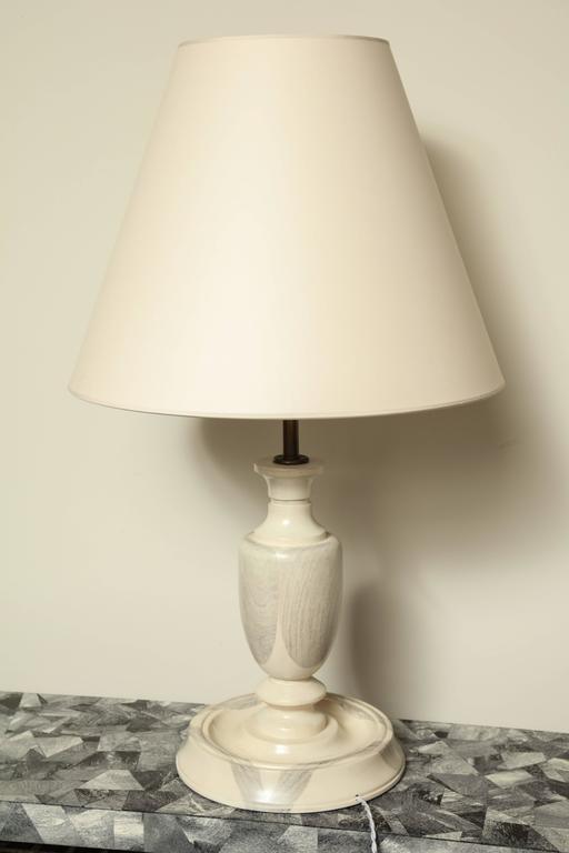 Oak Table Lamp 10