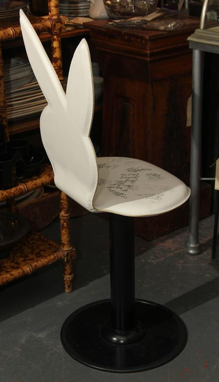 Playboy Bunny Chair 8