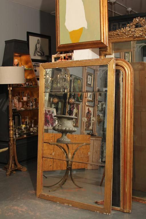 Large 18th Century Mirror, Italy For Sale 6