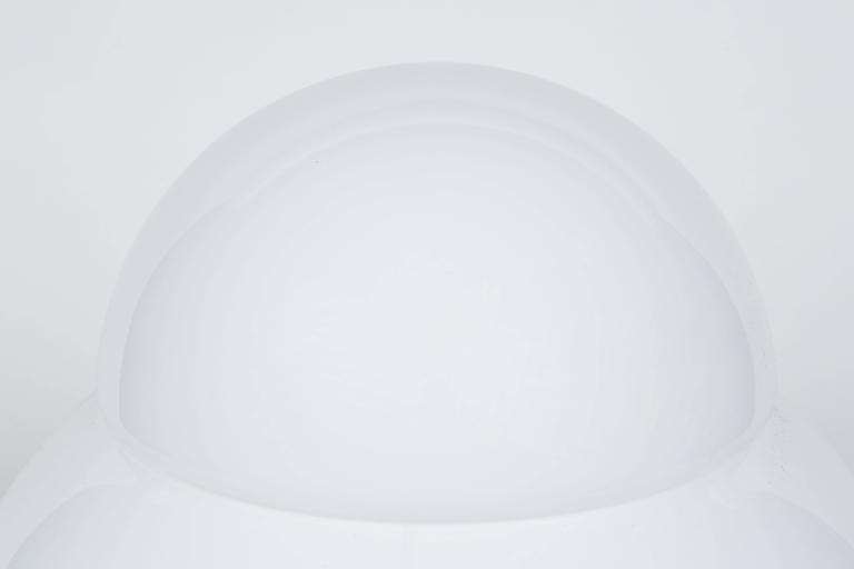 Large Sergio Asti 'Daruma' Table Lamp for Fontana Arte In New Condition For Sale In Glendale, CA