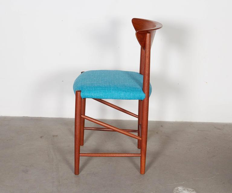 Teak Dining Chairs by Hvidt & Molgaard, Set of 6 7