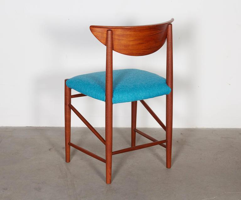 Teak Dining Chairs by Hvidt & Molgaard, Set of 6 8