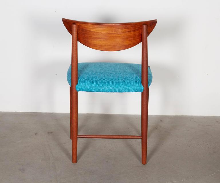 Teak Dining Chairs by Hvidt & Molgaard, Set of 6 10