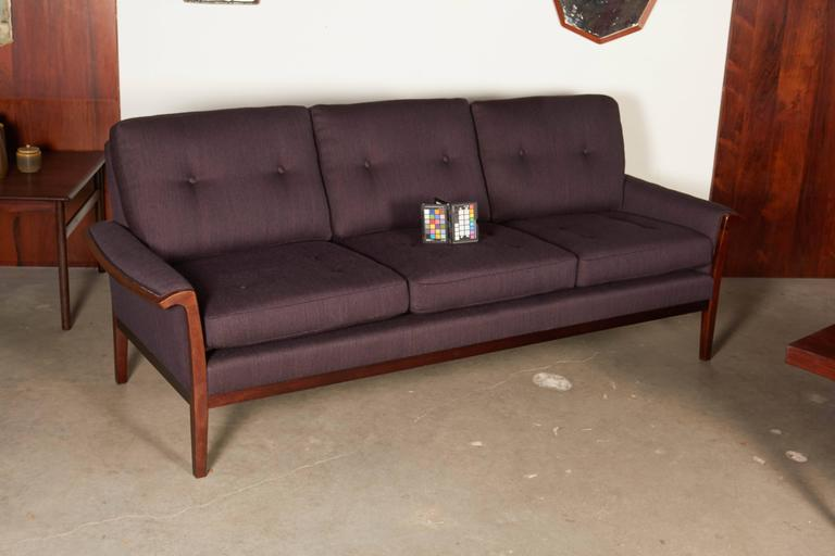 Mid Century Sofa by Knut Saeter 2
