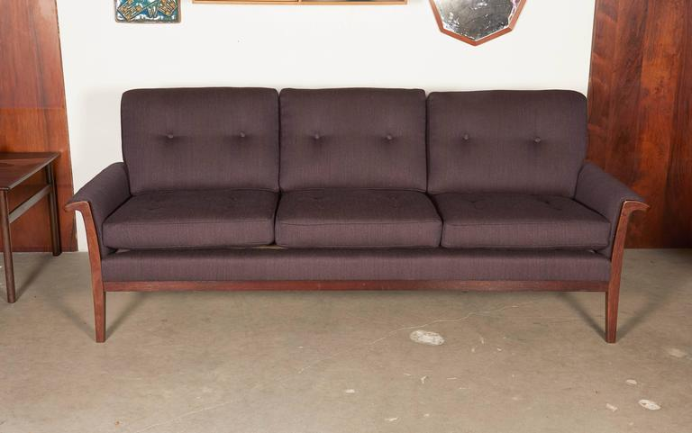 Mid Century Sofa by Knut Saeter 4