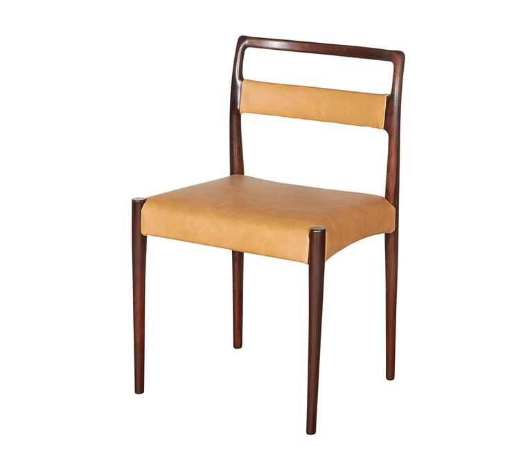 Danish Rosewood Dining Chairs, Set of 4 (12 Available) 3