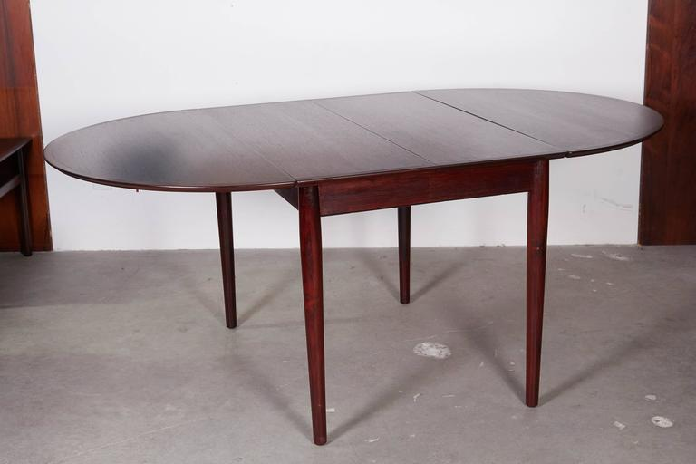 Rosewood Dining Table by Arne Vodder 3