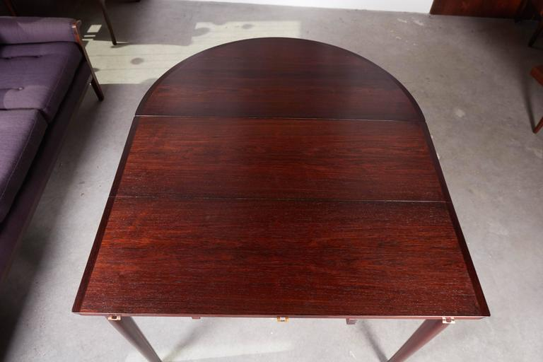 Rosewood Dining Table by Arne Vodder 8