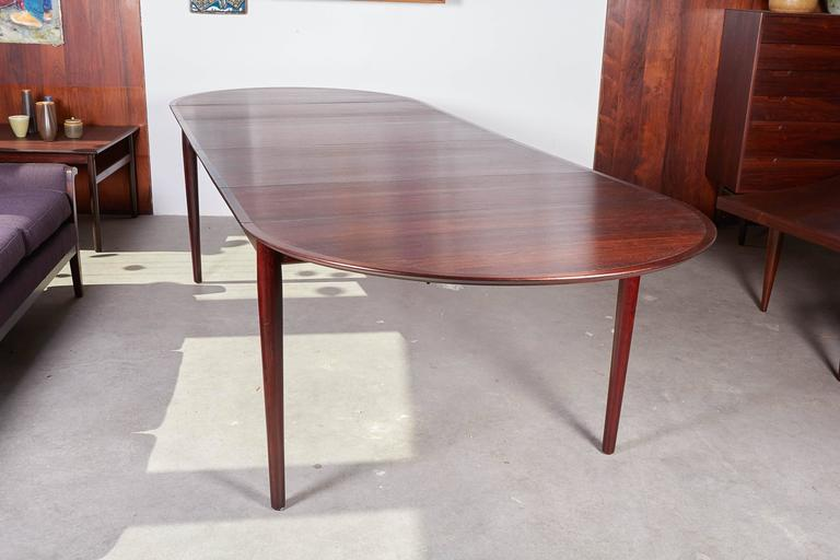 Rosewood Dining Table by Arne Vodder 10