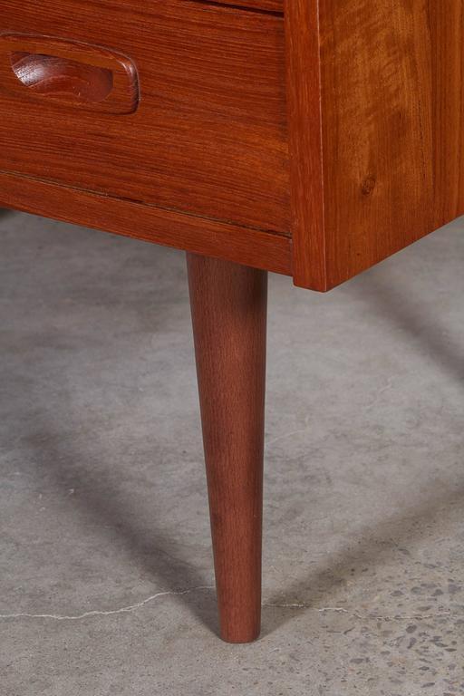 Teak Modular Dressers, Pair 7