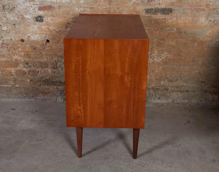 Teak Modular Dressers, Pair 8