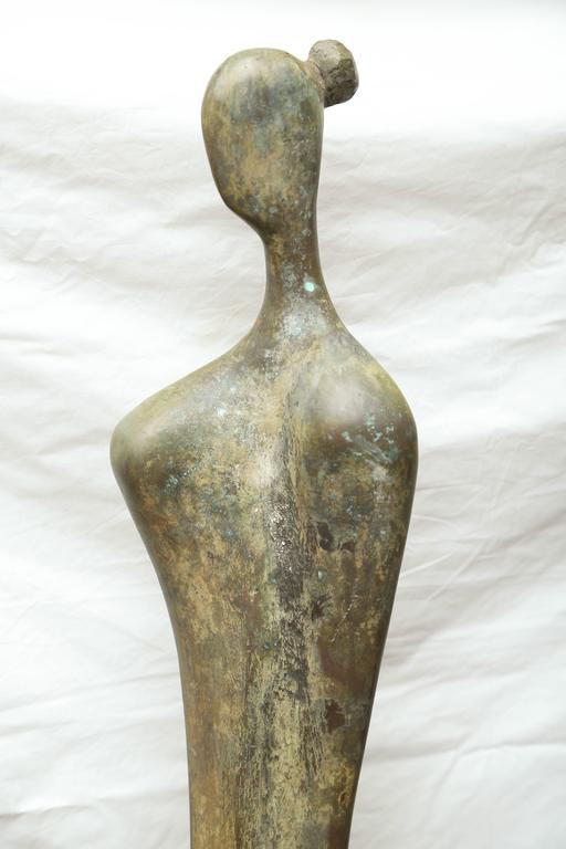Lifesize Bronze Figures by Aharon Bezalel 3