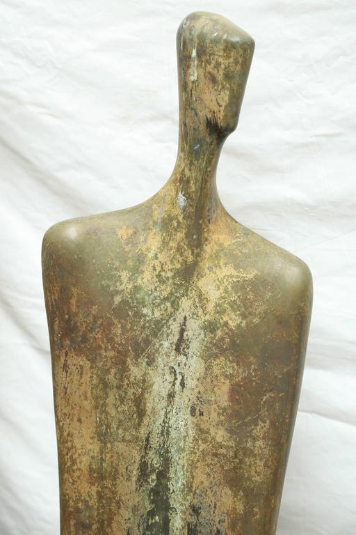 Lifesize Bronze Figures by Aharon Bezalel 4