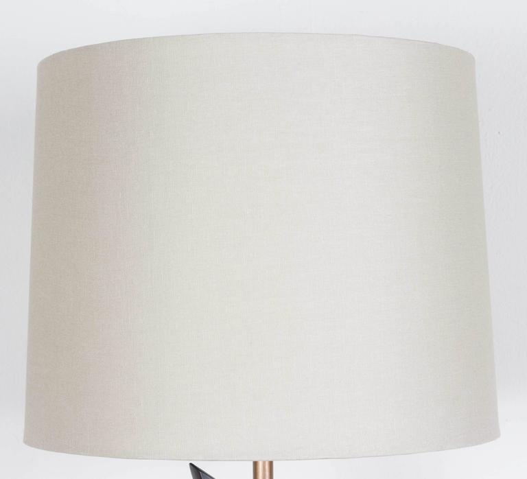 Mid-Century Modern Pair of Japanese Style Table Lamps For Sale