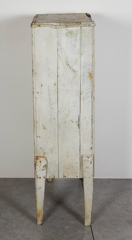 Quirky Rustic Cabinet with Single Wood Plank Door and ...