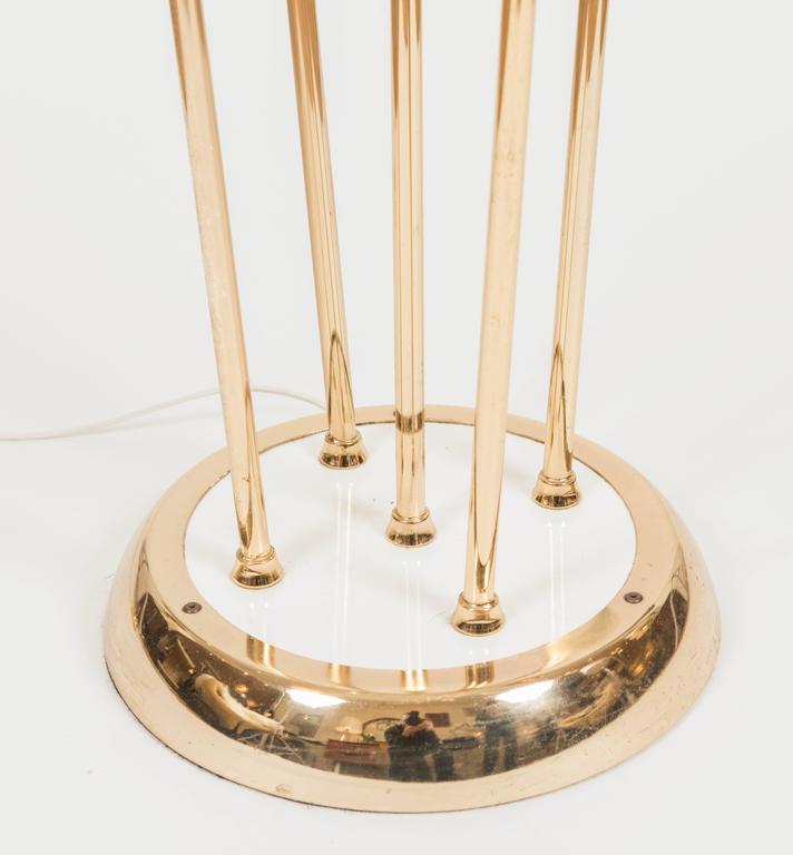 Murano Glass Floor Lamp Attributed to Vistosi, circa 1970 2