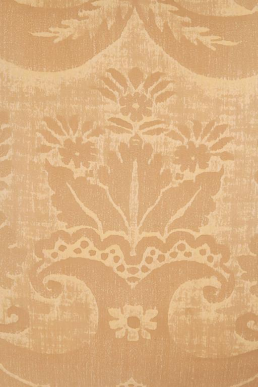 A Pair of Fortuny Fabric Cushions in the Glicine Pattern 4